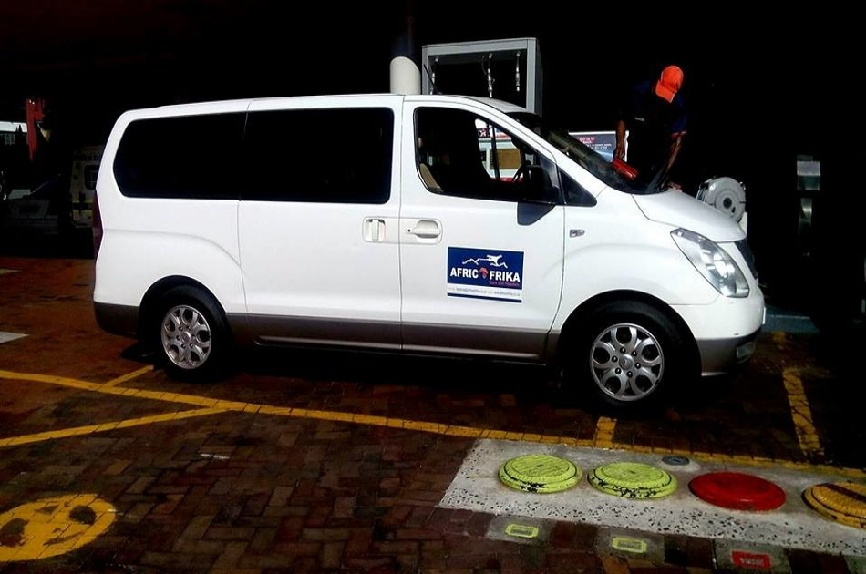 Private Airport Transfer Cape Town City