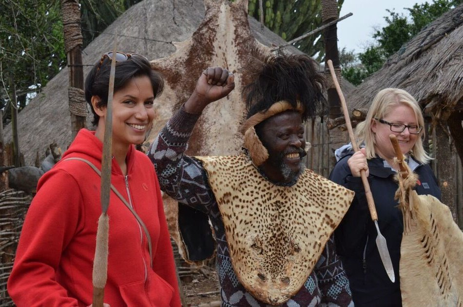 Shakaland and Zulu Culture Tour From Durban