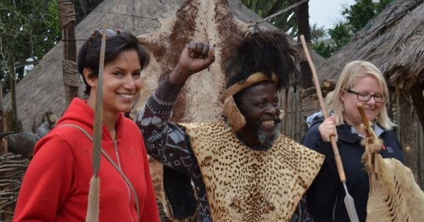 Shakaland and Zulu Culture Tour From Durban