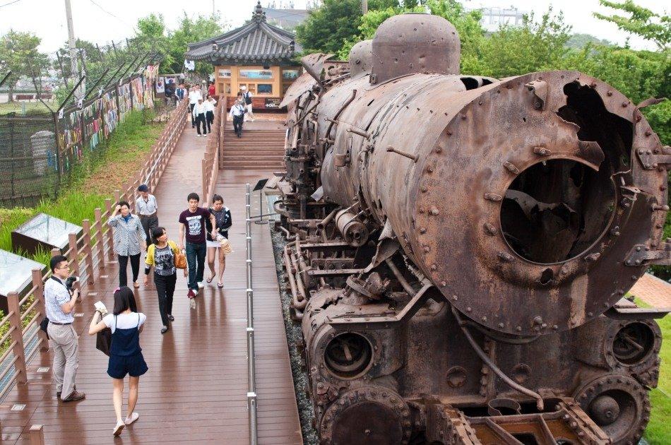 DMZ Tour - North Korean Invasion Tunnel & OP Dora Observatory