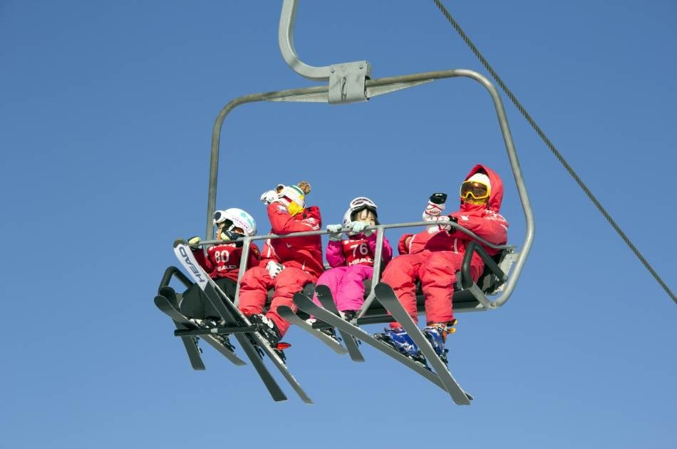 Exciting Ski Tour Package in Gyeonggi-do