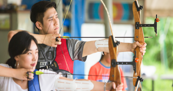 World Archery Leader ! Korea Archery on A Seoul Tour