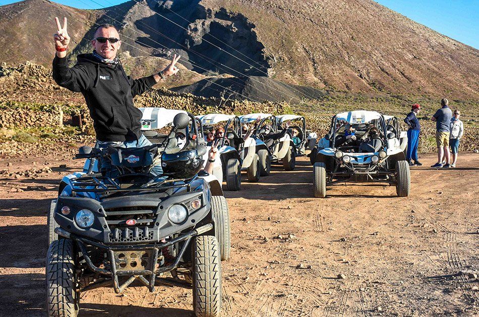 3 Hour Dune Buggy Excursion - Single Driver
