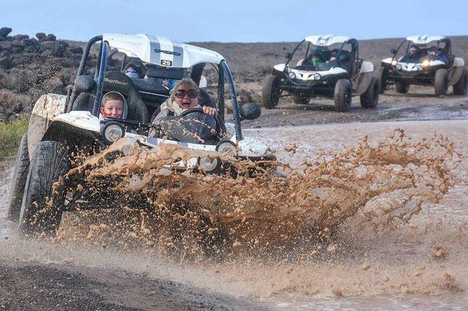 3 Hour Tour Dune Buggy - Driver + Passenger
