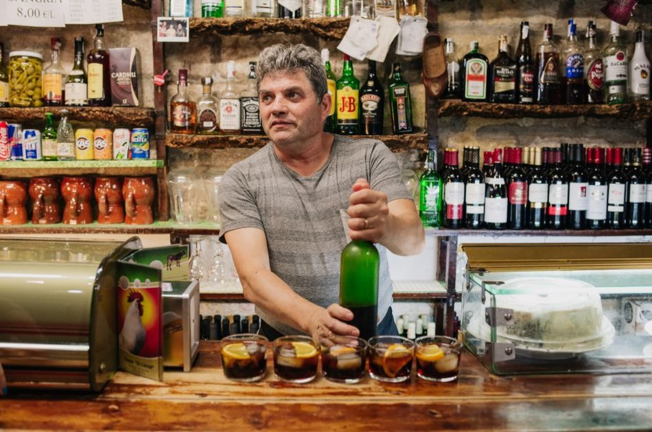 5* Tapas & Wine Tasting Tour in Our Favourite Neighbourhood of El Born.