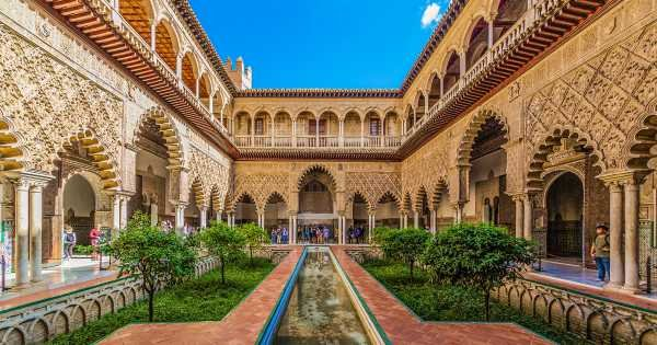 Alcazar of Seville Private Guided Tour