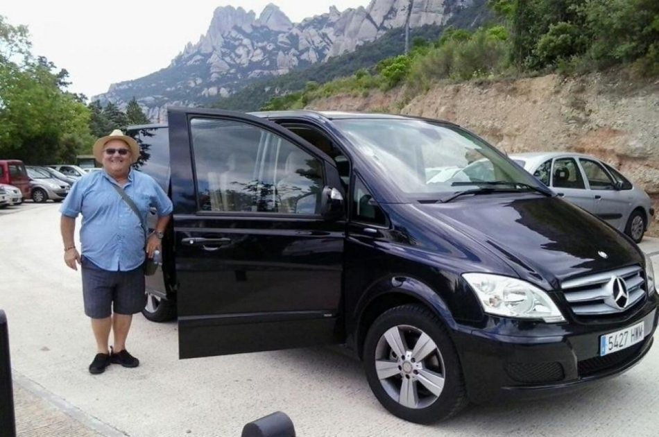 Barcelona BCN-Airport to Barcelona Cruise Port Private Transfers