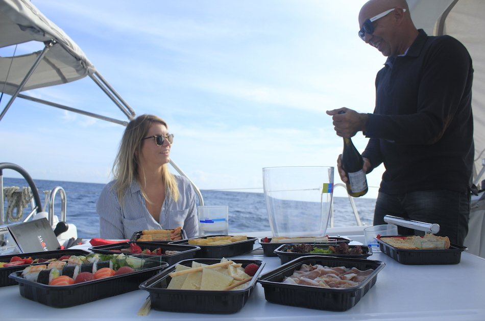 Barcelona Private Sailing Experience