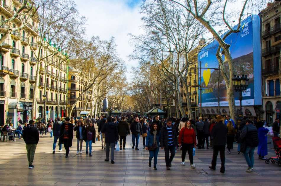 Barcelona Private Walking Tour Through the City of Gaudi