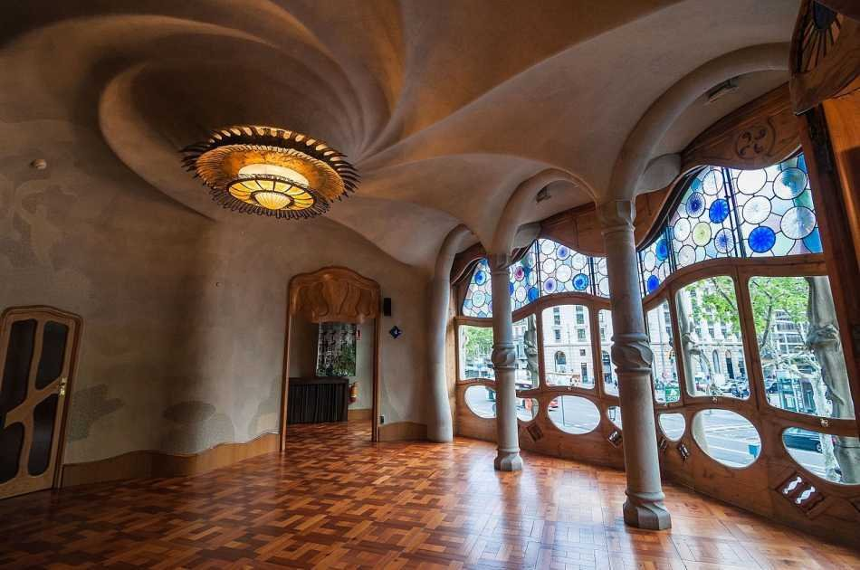 Barcelona's Modernist Houses Private Tour with Casa Batlló and Sagrada Familia Tickets