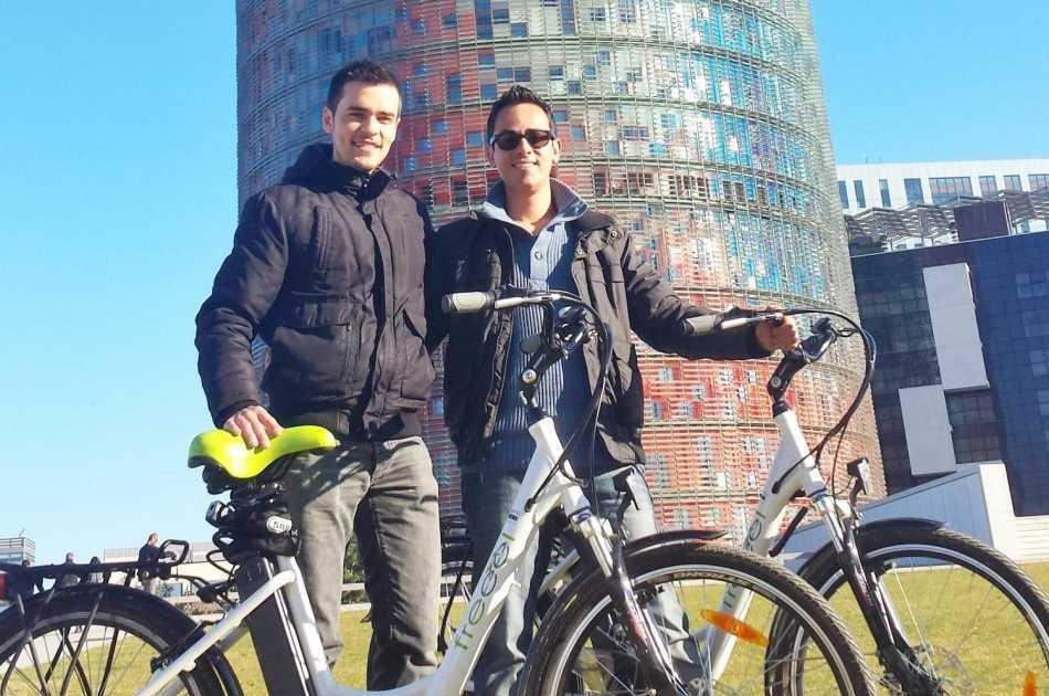 E-Bike Private Tour: Explore Barcelona