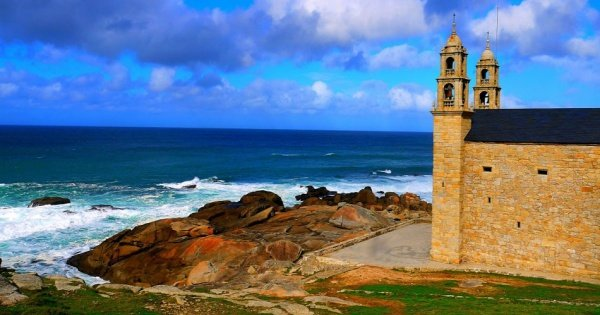 Finisterre and Coast of Death Private Tour from Santiago de Compostela