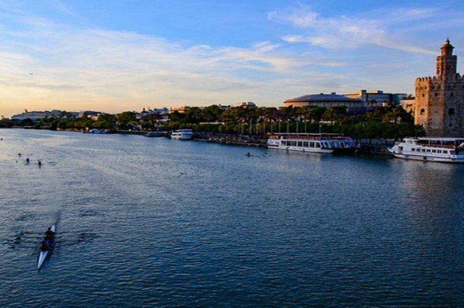Guadalquivir Boat Cruise