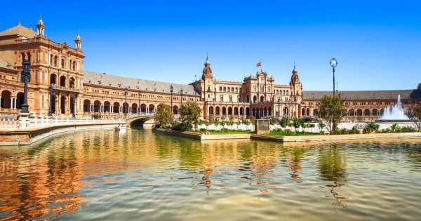 Guided Tour of Seville Main Places