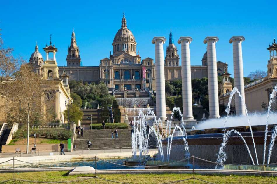 Highlights of Barcelona: Full Day Private Tour With Lunch