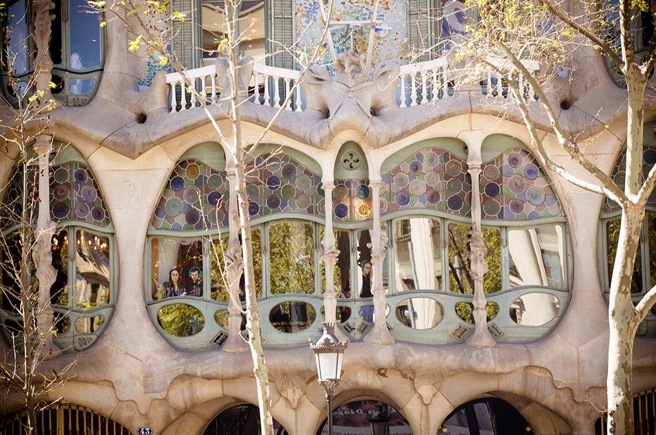 Inside Gaudi's Imagination: Semi Private Family Friendly Tour