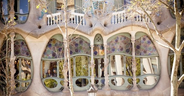 Inside Gaudi's Imagination: Semi Private Family Friendly Tour