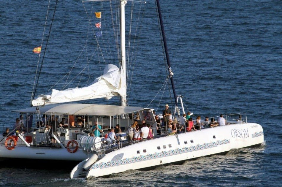 Jazz & Chill Out Sail Tour from Barcelona