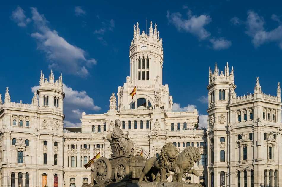 Madrid Panoramic Exclusive Tour