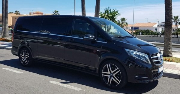 Malaga AGP Airport Arrivals Transfer to Mijas Costa