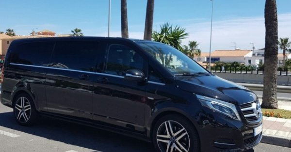 Malaga AGP Airport Arrivals Transfer to Torre del Mar, Torrox or Nerja