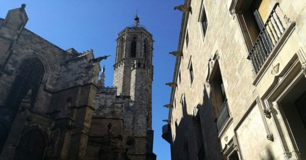 Medieval Barcelona: Barrio Gotico Family Friendly Tour