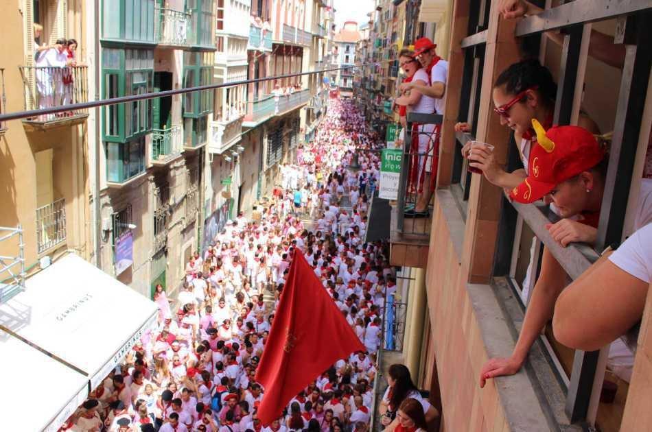 Pamplona 2020 Bull Run with 2 Nights Accommodation