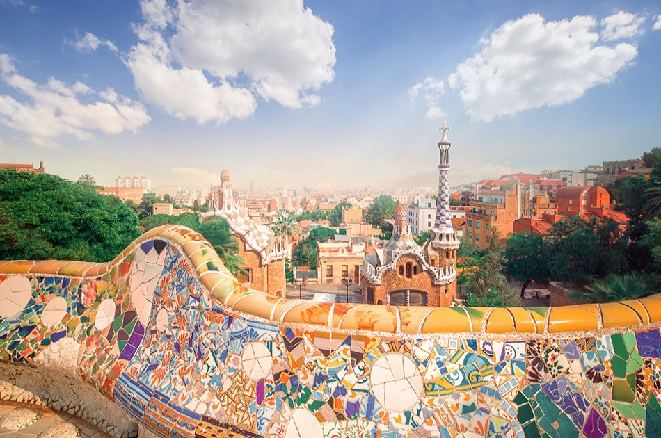 Park Guell and Sagrada Familia Private Adventure Barcelona