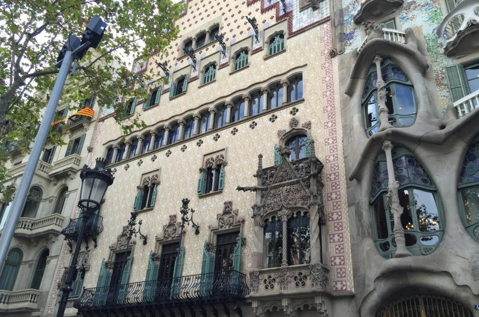 Private Barcelona Just For Kids Guided Tour