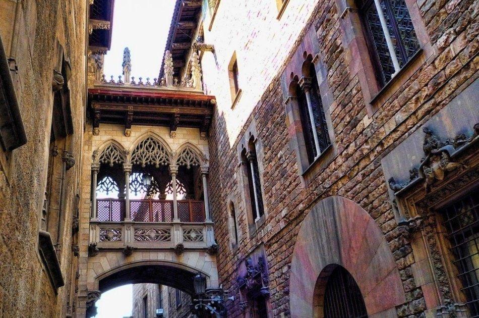 Private Barcelona Tapas Tour