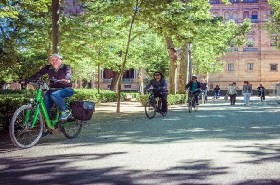 Private Bike Tour in Seville