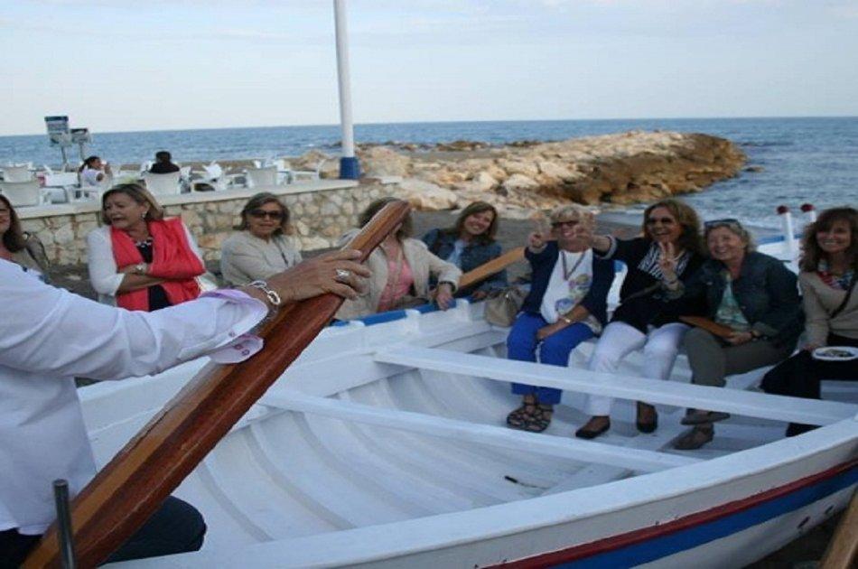 Private Espeto Workshop on Malaga Beach