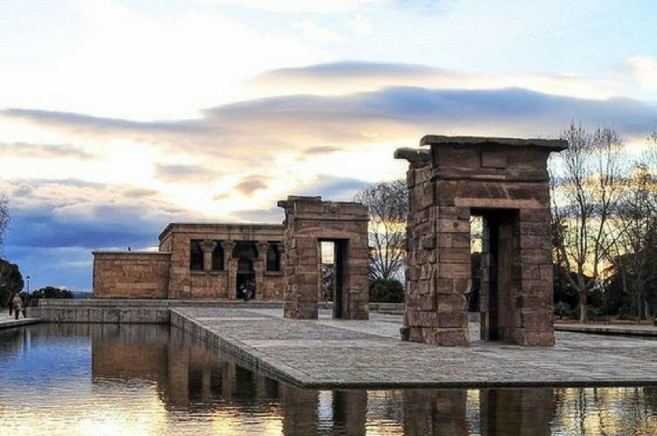 Private Madrid Panoramic Tour