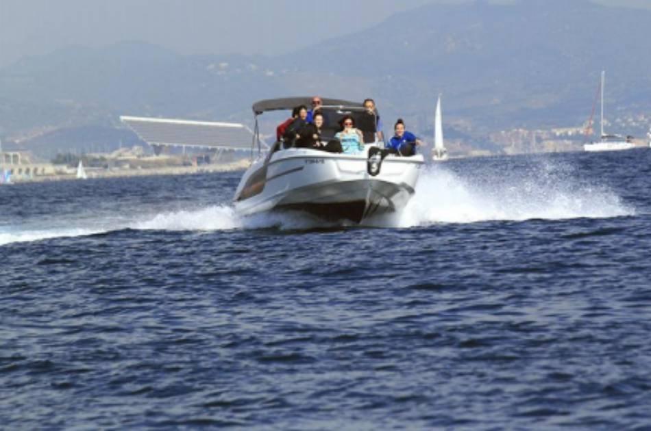 Private Motorboat Trip