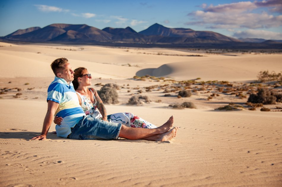 Private Sand Dunes Photo Session