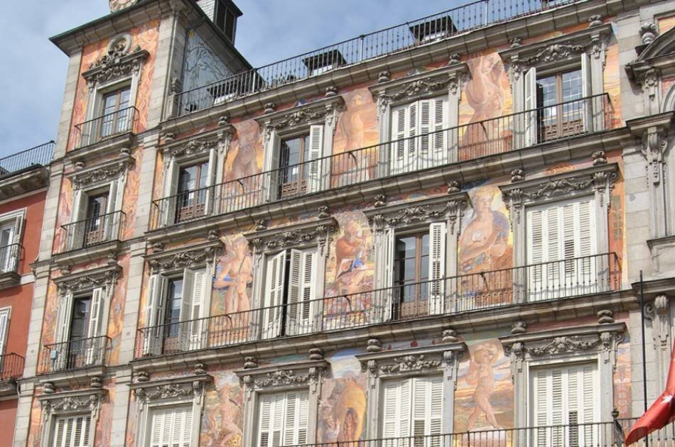 Private Tapas Tour In Madrid
