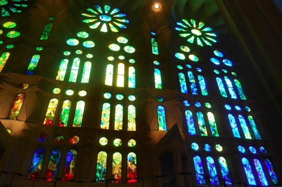 Sagrada Familia Private Tour Customised Just For Kids
