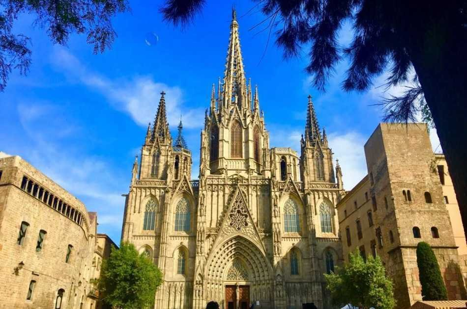 Secrets of the Gothic Quarter: Private Tour