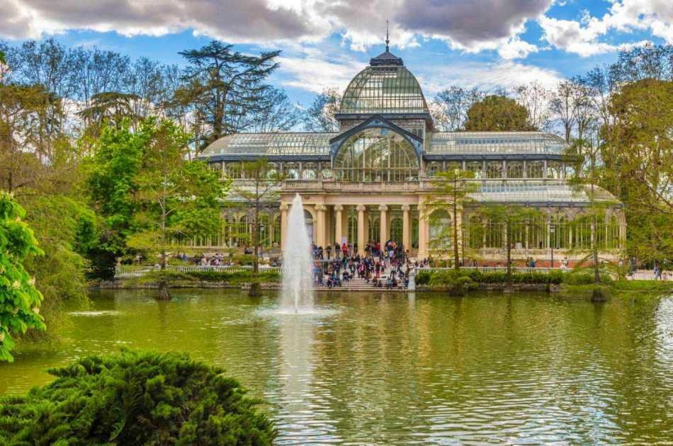Secrets of the Retiro Park: Private Walking Tour