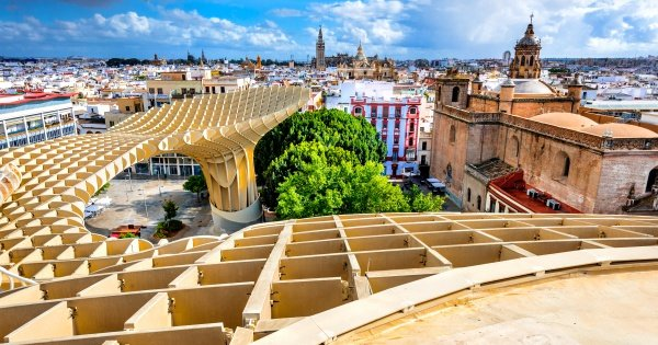 Seville Rooftop Tour