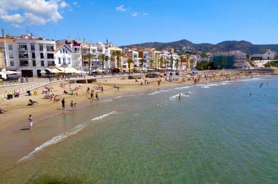 Sitges Small Group Walking Tour