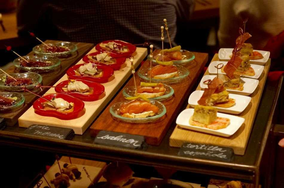 Spanish Tapas Like a Local With Food and Drinks Included