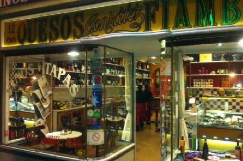 Spanish Tapas Tour Madrid