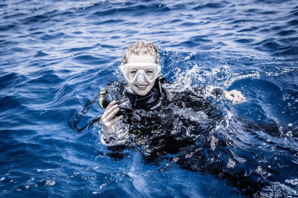 SSI Discover Scuba Diving