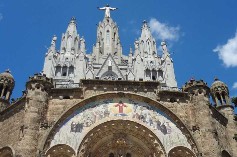 Tibidabo Mountain Private Tour