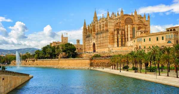 Walking Tour In Palma Old Town