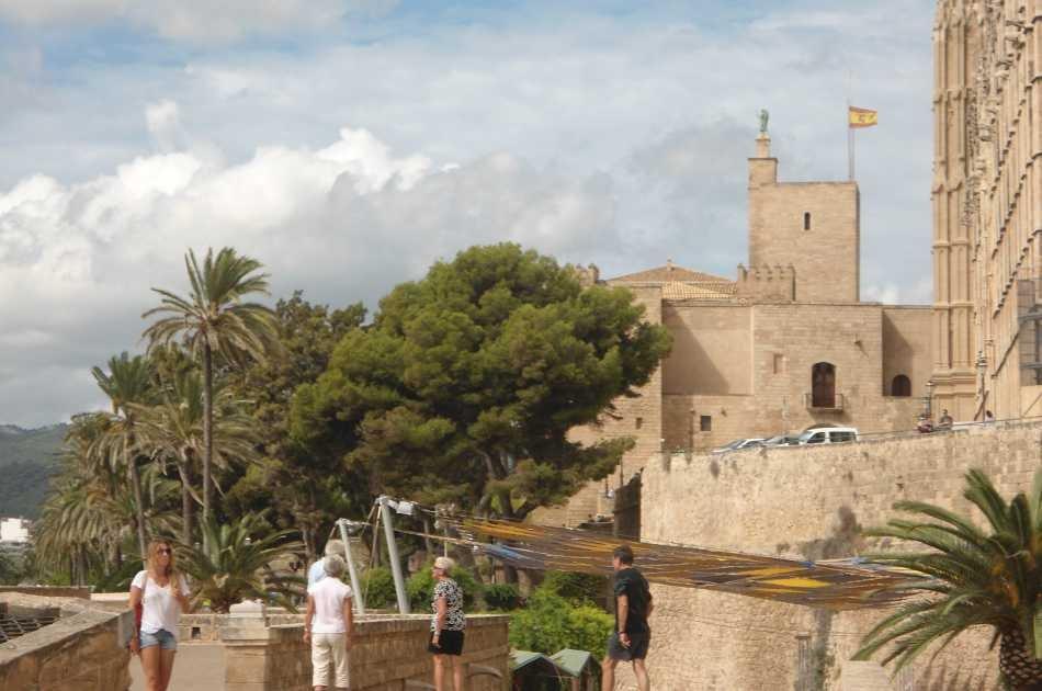 Walking Tour In Palma Old Town