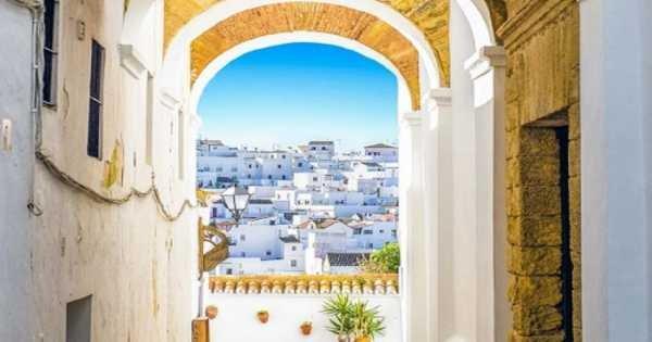 White Village Day Tour Bespoke From Seville
