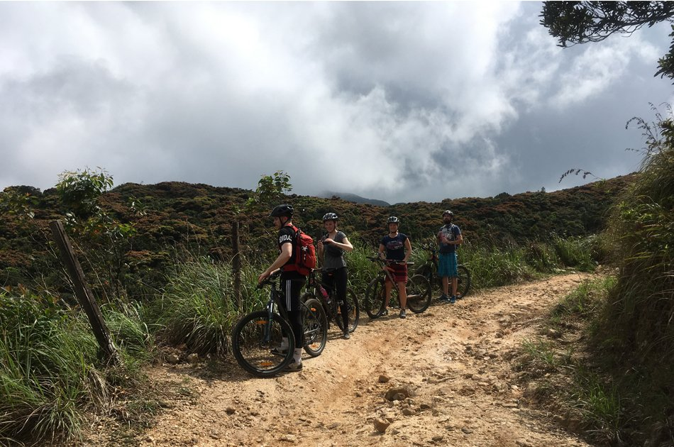 Hanthana Tea Plantation Cycling Tour