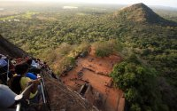Sigiriya Rock and Dambulla Cave From Colombo